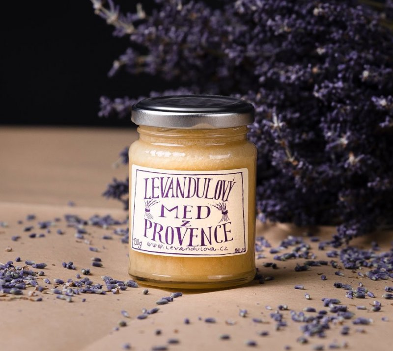 Provence Lavender Honey 130g