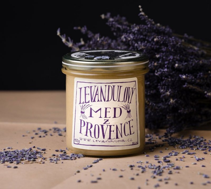 Provence Lavender Honey 400g