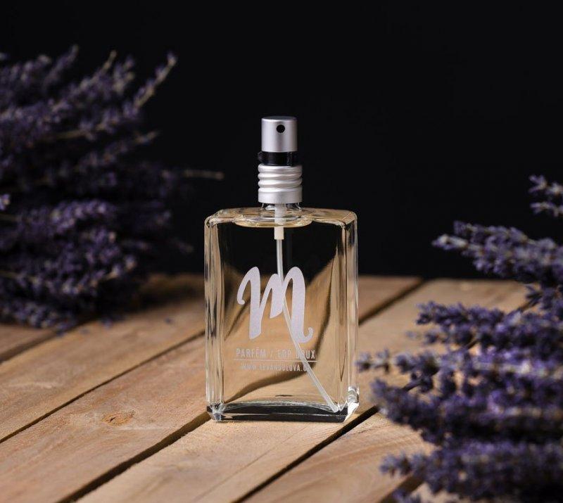 Levandulový parfém Doux